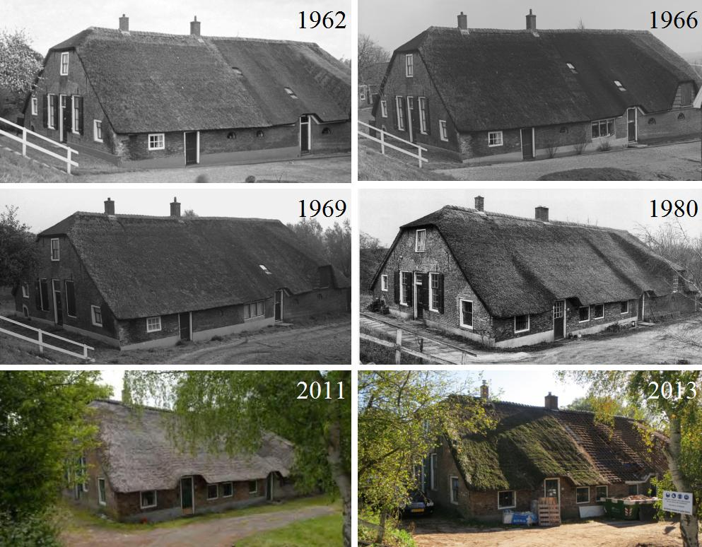 Boerderij 1962-2013